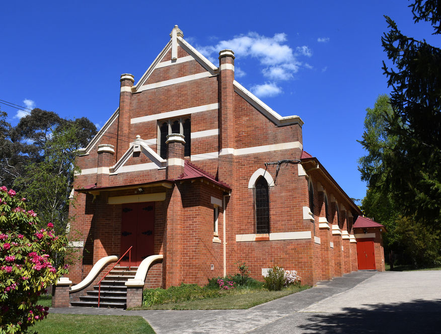 Blackheath Uniting Church