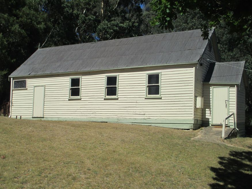 Blackwood Uniting Church - Former