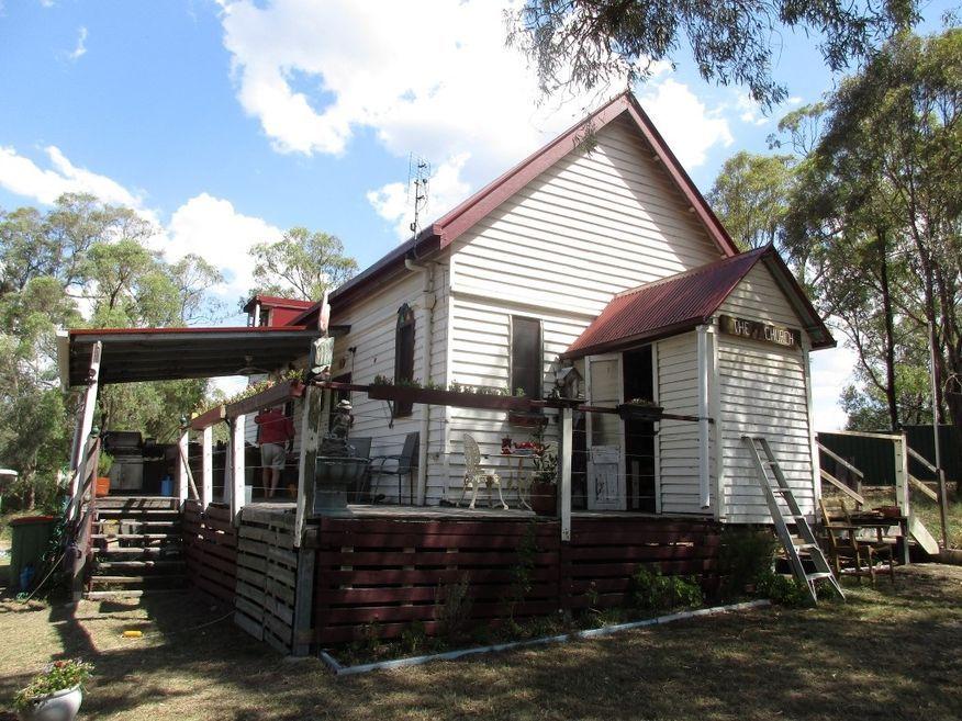 Blanchview Methodist Church - Former