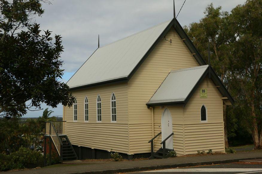Bli Bli Presbyterian Church - Former