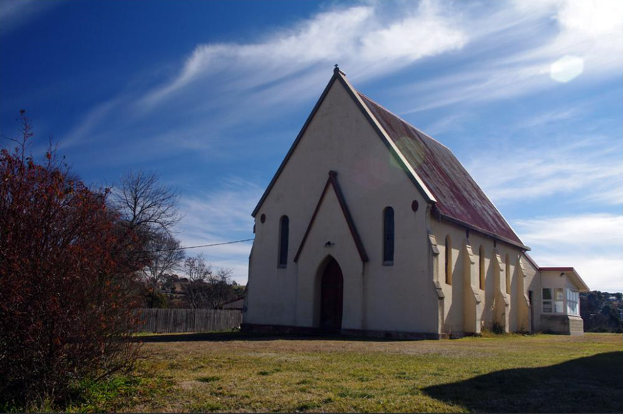 Bombala Uniting Church - Former