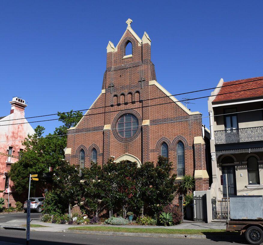 Bondi Junction Uniting Church - Former