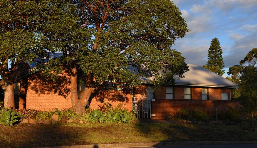 Boolaroo Seventh-Day Adventist Church
