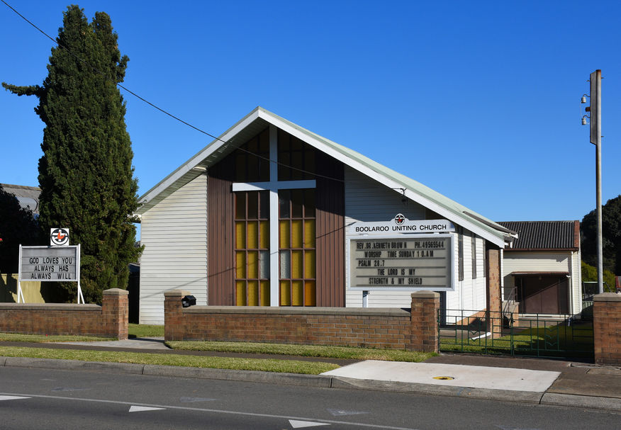 Boolaroo Uniting Church