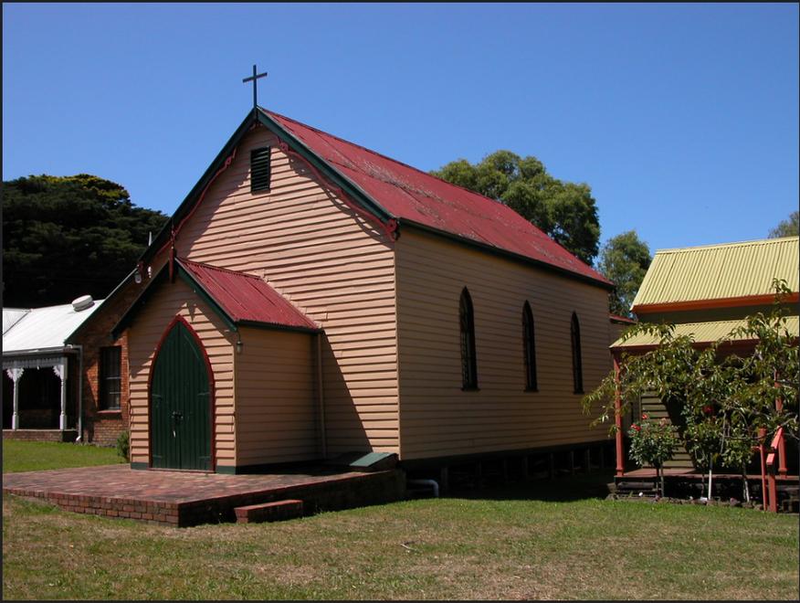 Boolarra Presbyterian Church - Former