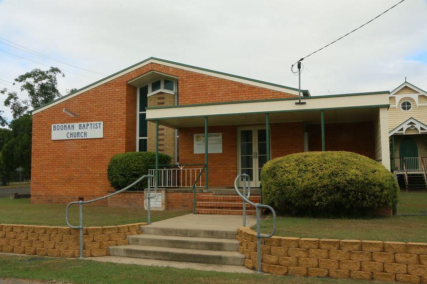 Boonah Baptist Church