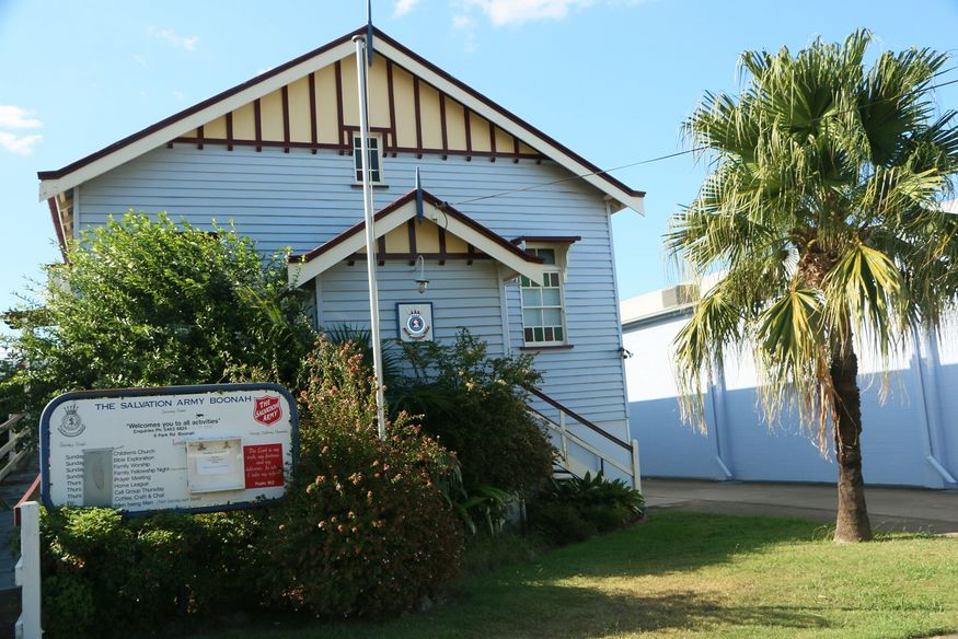 Boonah Salvation Army Corps - Former