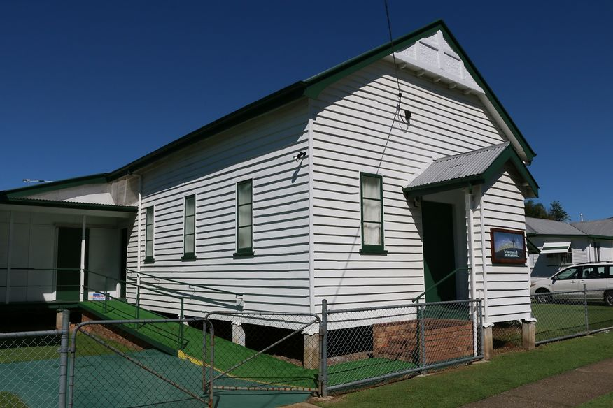 Boondall Church of Christ