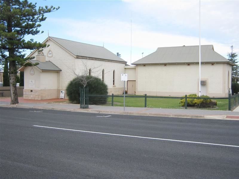 Bordertown Congregational Church  Former