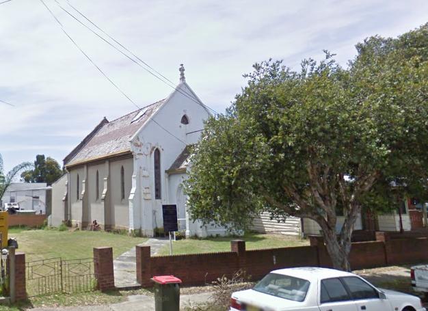 Botany Presbyterian Church - Former
