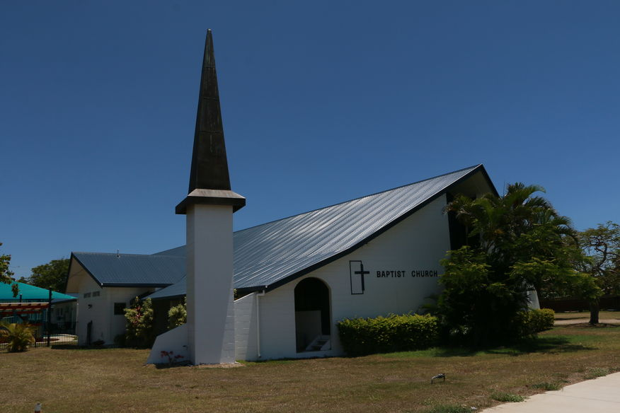 Bowen Baptist Church