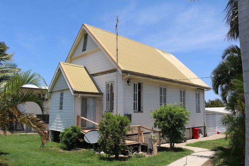 Bowen Methodist Church - Former