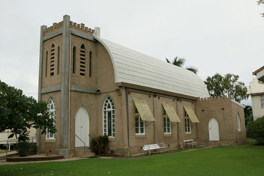 Bowen Uniting Church - Former