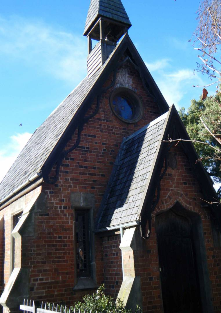 Brickendon Estate Chapel