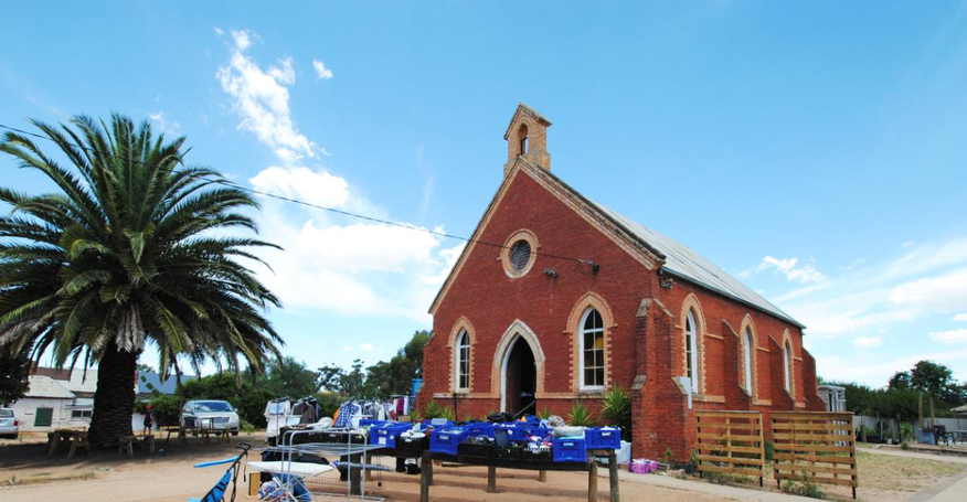 Bridgewater on Loddon Uniting Church - Former