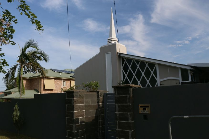 Brighton Baptist Church - Former