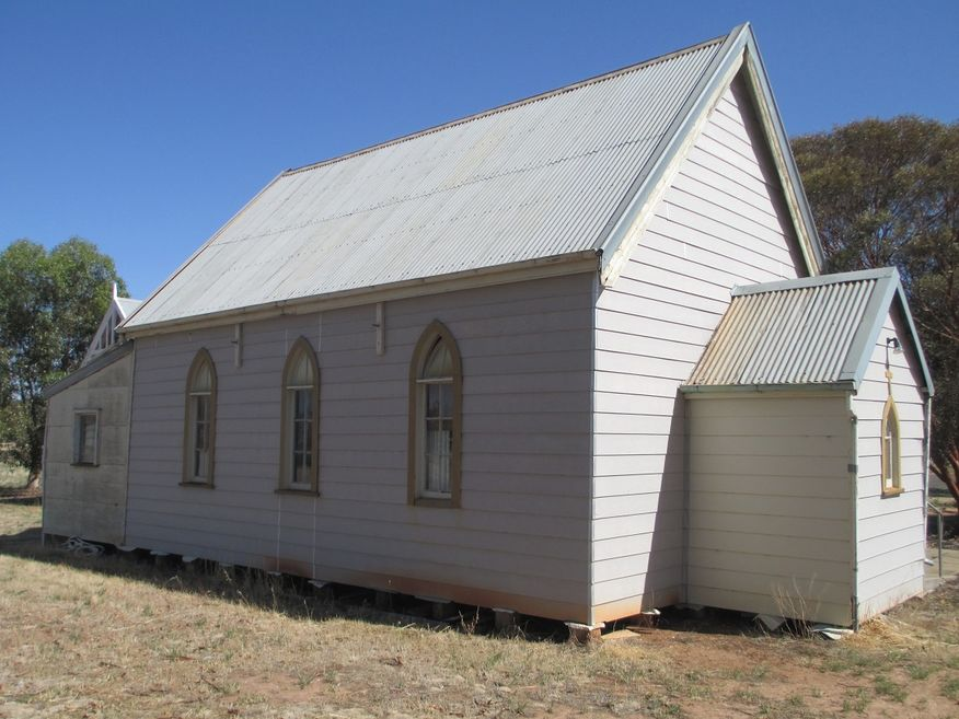 Brim Methodist Church - Former
