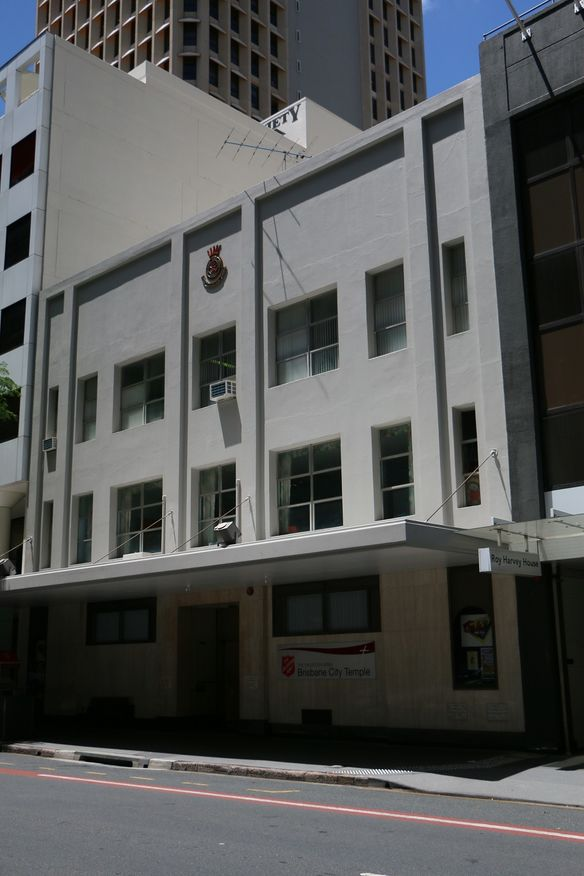Brisbane City Temple Corps