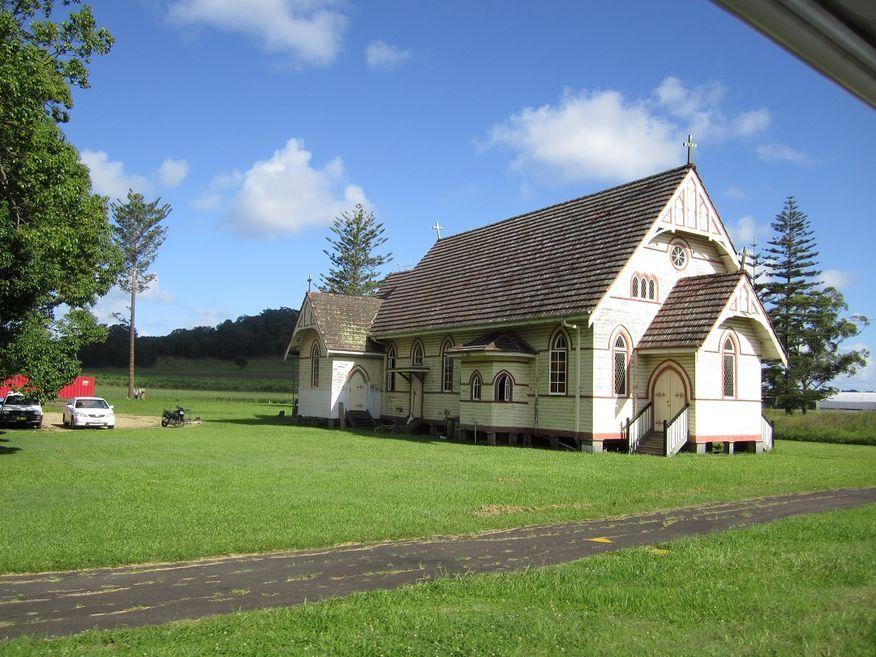 Broadwater Catholic Church - Former