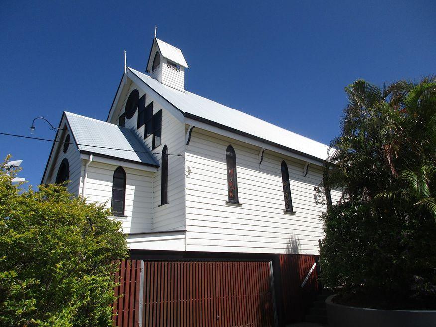 Broadway Congregational Church - Former