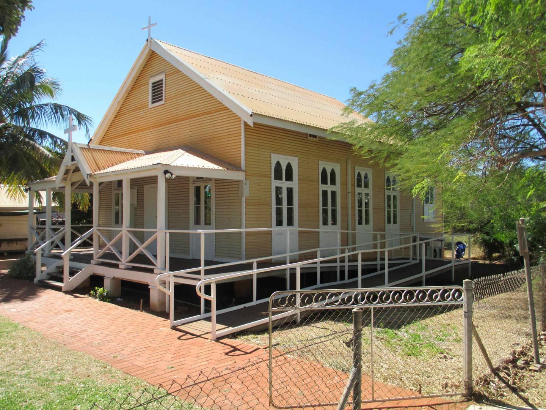 Broome Anglican Church