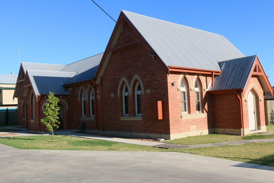 Brown Street, Inverell Church - Former