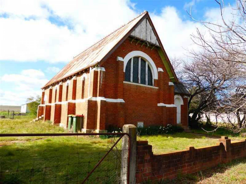 Bruce Memorial Church - Former