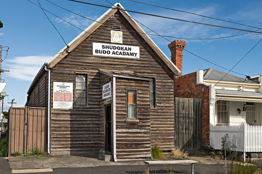 Brunswick Methodist Church - Former