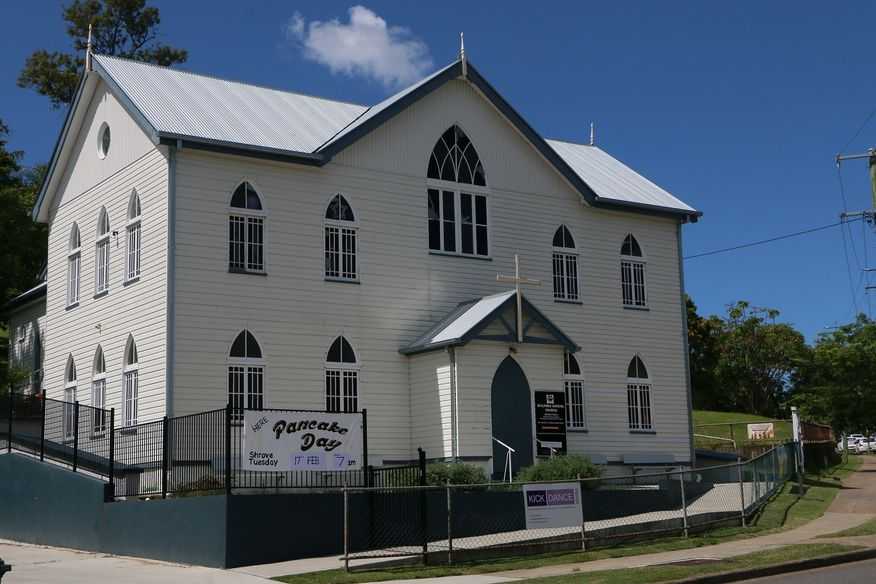 Bulimba Uniting Church