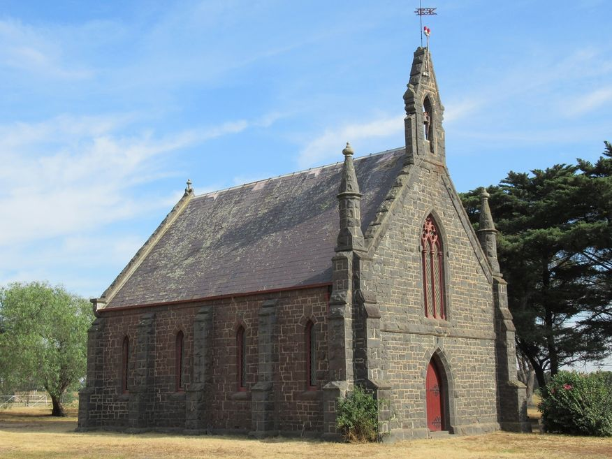 Bulla Uniting Church - Former