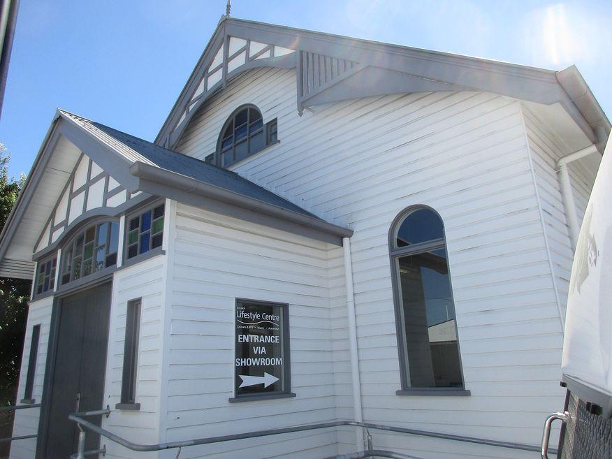 Bunbamba Uniting Church - Former