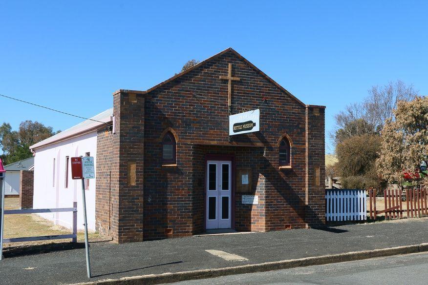 Bundarra Baptist Church - Former