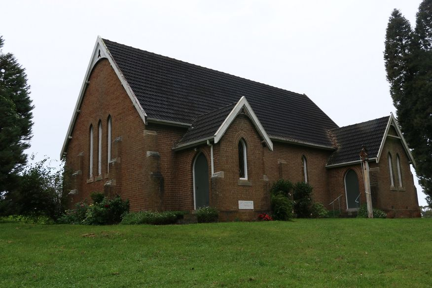 Burrawang Anglican Church