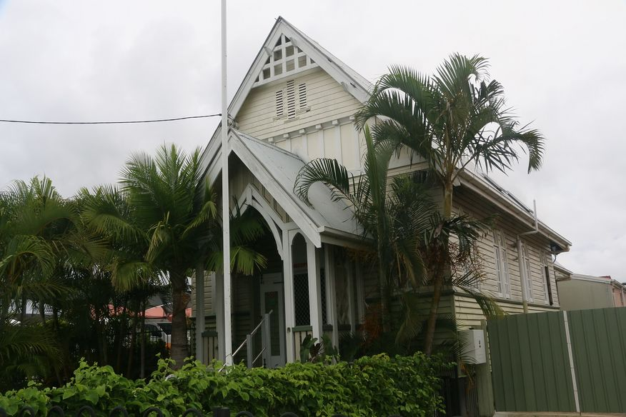 Caboolture Presbyterian Church - Former
