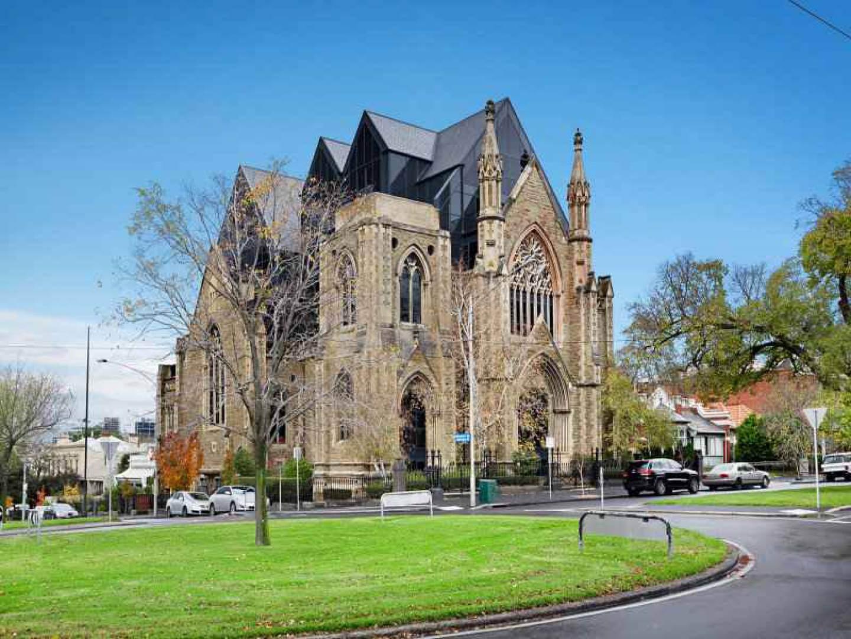 Cairns Memorial Church - Former