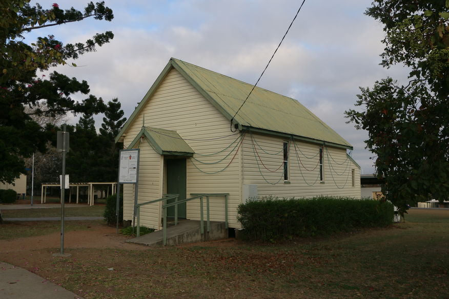 Calliope Union Church