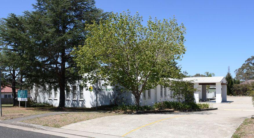 Camden Baptist Church