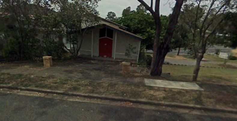 Camp Hill Baptist Church - Former