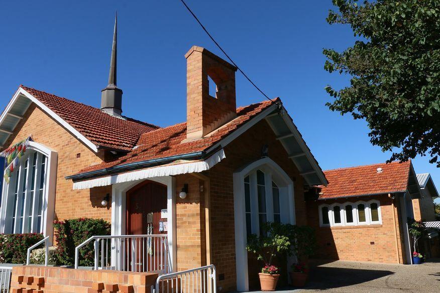 Camp Hill Presbyterian Church - Former