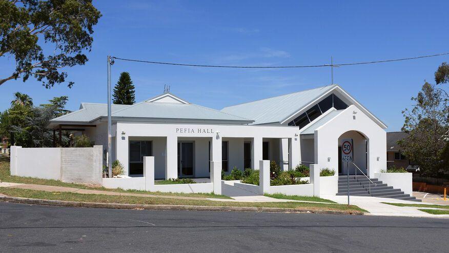 Campbelltown North PIC Samoan Presbyterian  Church (Independent)