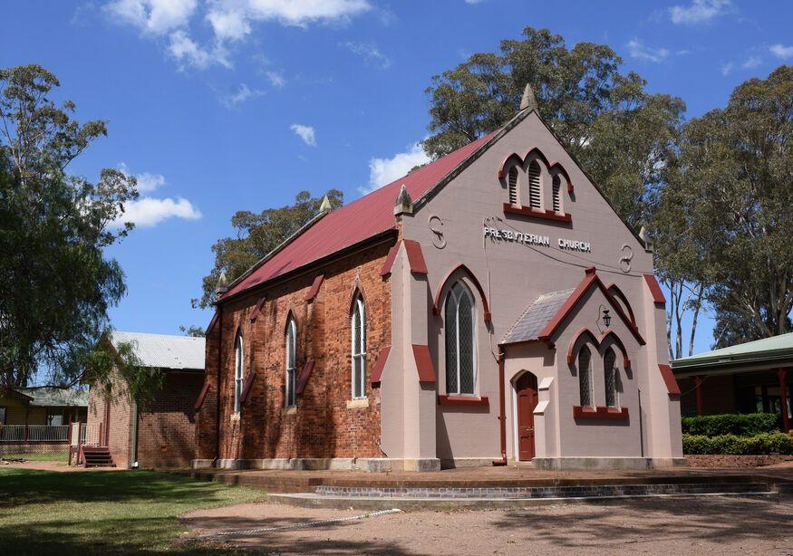 Campbelltown Presbyterian Church
