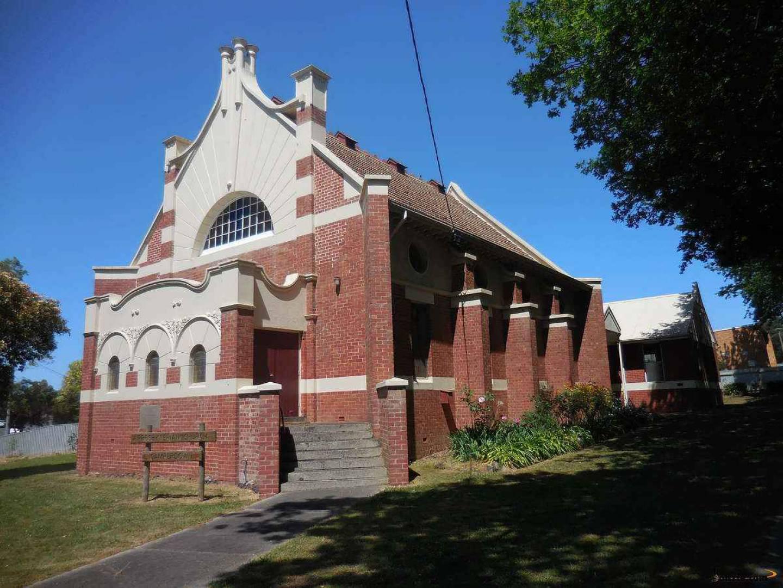 Camperdown Presbyterian Church