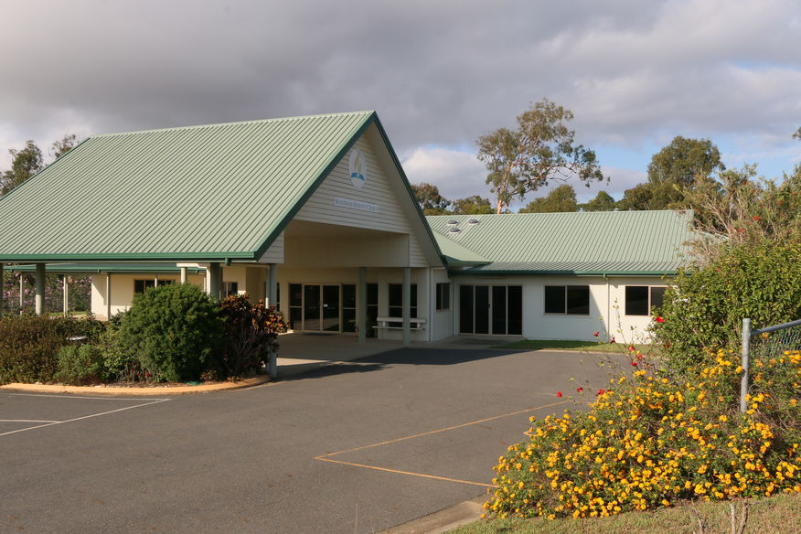 Capricorn Coast Presbyterian Church - Uses Seventh-Day Adventist Church building
