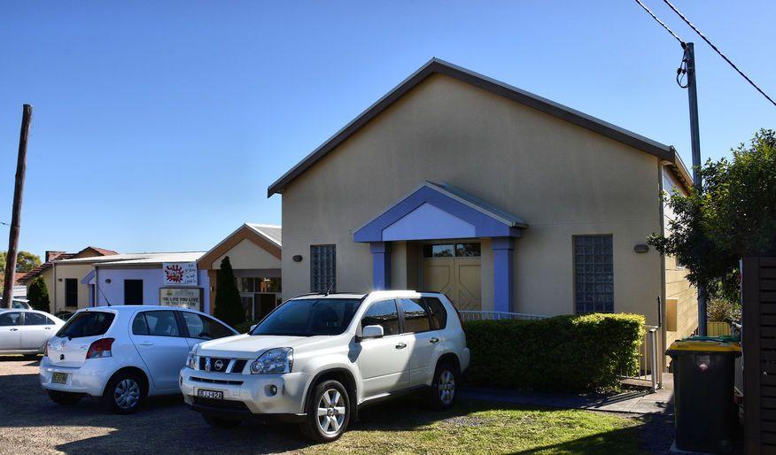 Cardiff Heights Baptist Church