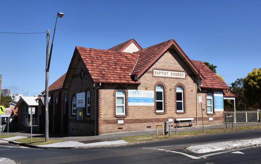 Carlton-Kogarah Baptist Church