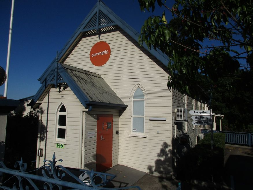 Carmel Presbyterian Church - Former