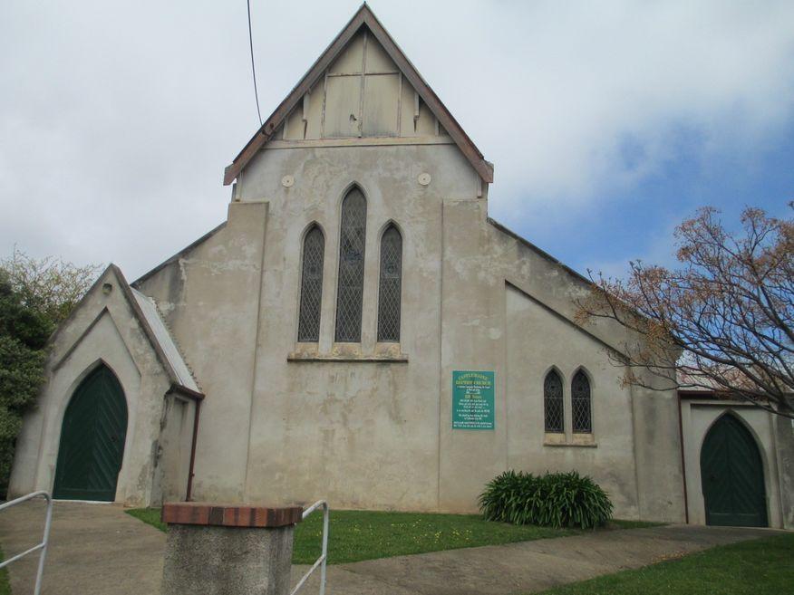 Castlemaine Baptist Church