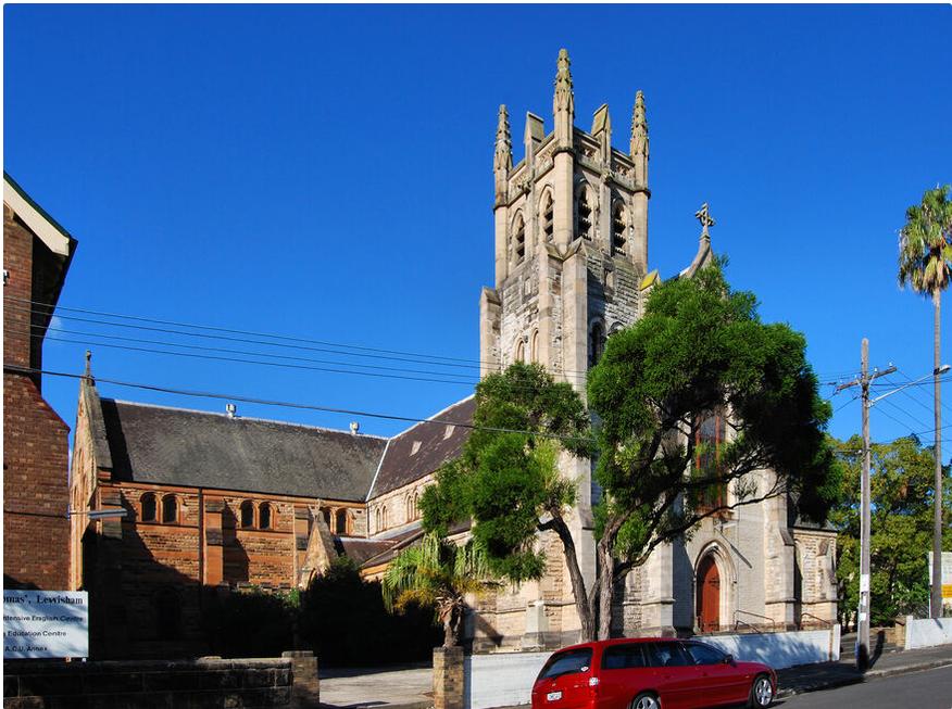 Catholic Church of St Thomas of Canterbury