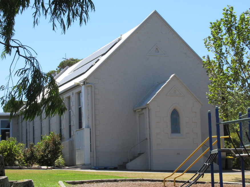 Catholic Convent of Mercy - Former