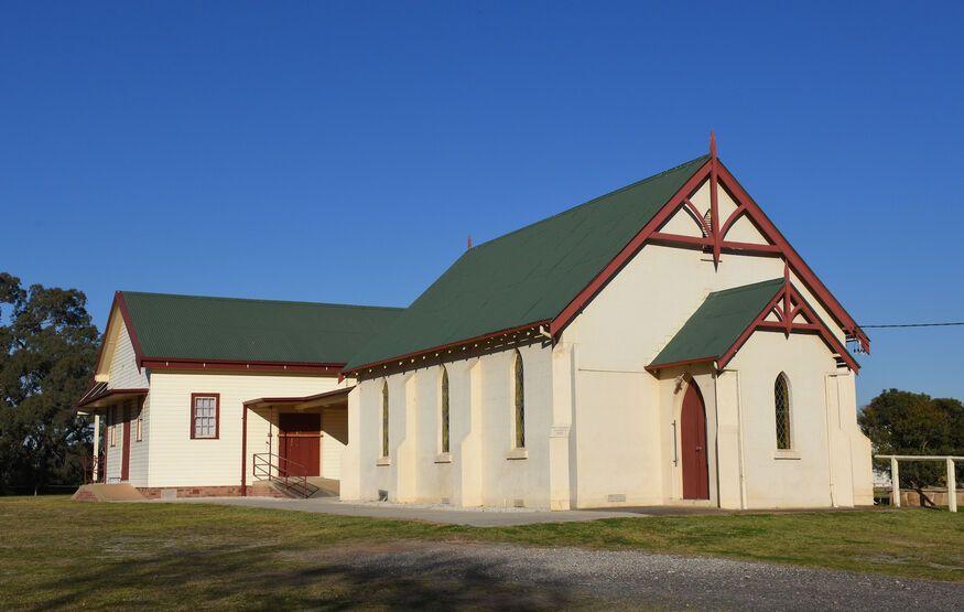 Cawdor Uniting Church